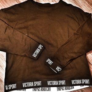 VICTORIA SECRET sport crew neck.